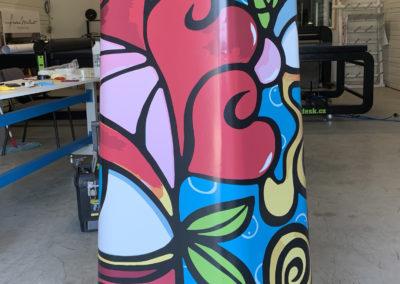 Covering sur vase